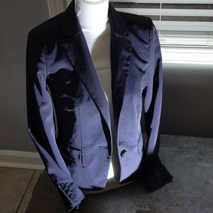 Navy blue Michael Kors sports jacket